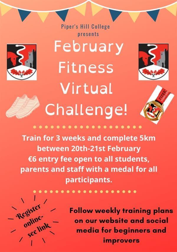 February Fitness Challenge